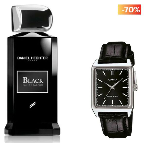 Скидки на мужской и женский парфюм на Bringly + часы Casio!